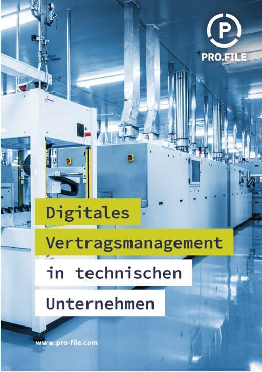 Digitales Vertragsmanagement Whitepaper
