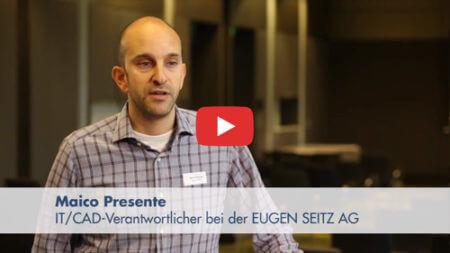PRO.CEED: Änderungsmanagement bei der Eugen Seitz AG – Interview