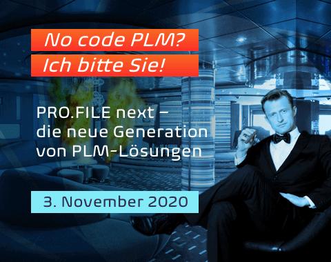 Code:n@xt: PROCAD lüftet den Schleier einer neuen PLM-Generation