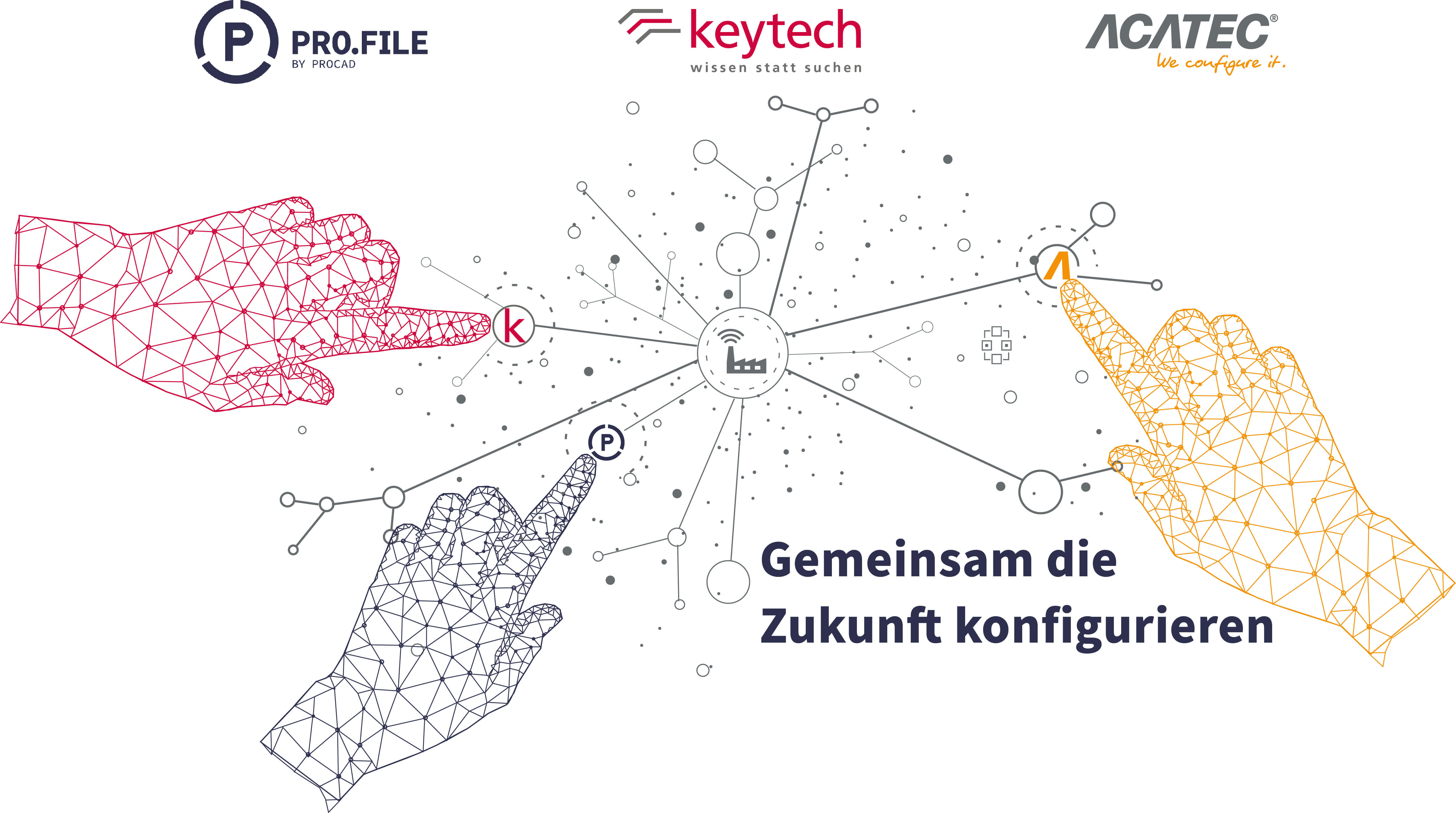 Gebündelte Kompetenz auf dem PLM-Markt: PROCAD und keytech fusionieren