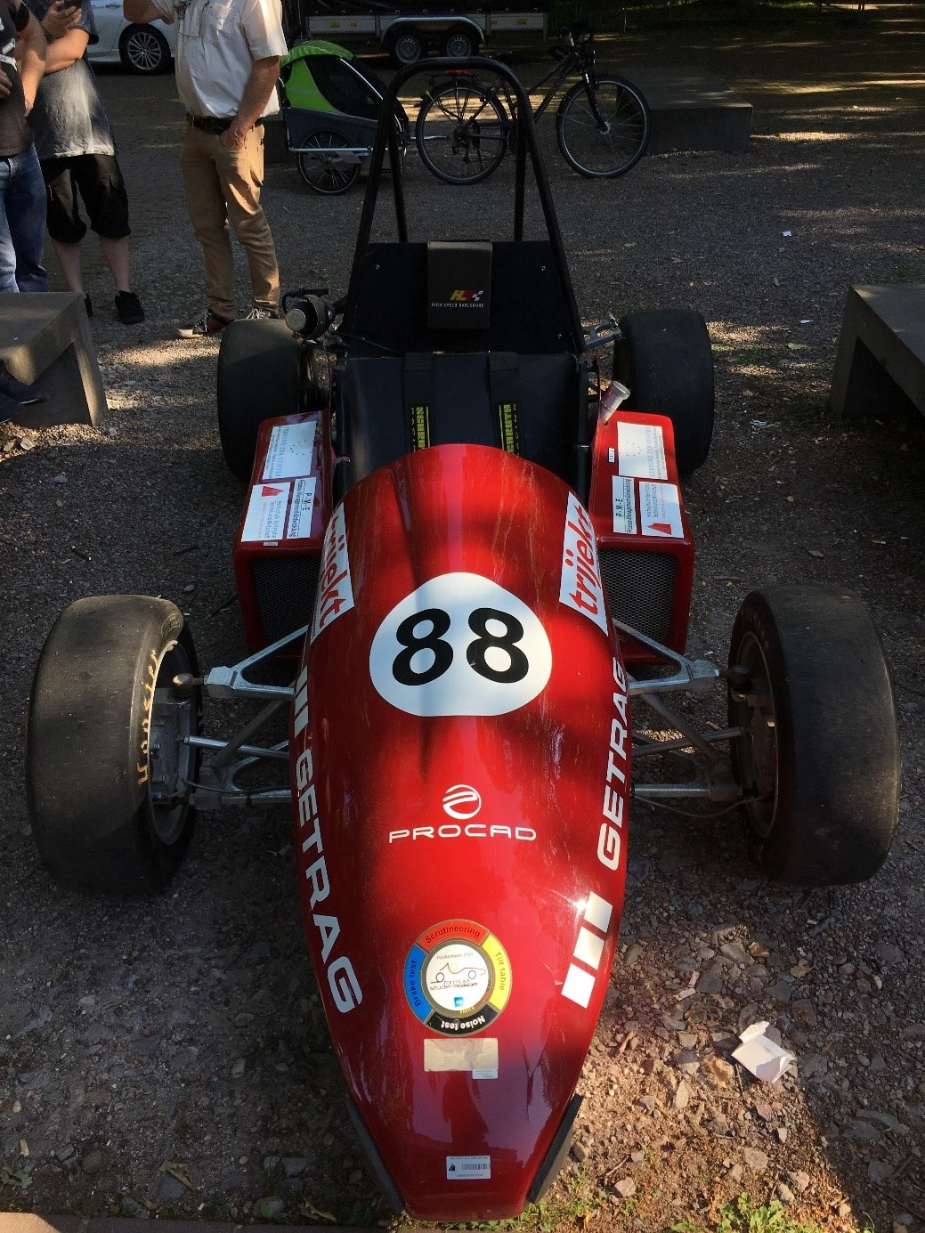 What race cars have to do with PLM software