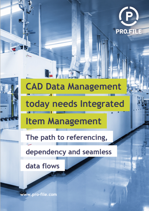 What modern CAD data management needs to deliver