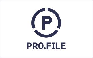 PRO.FILE Logo