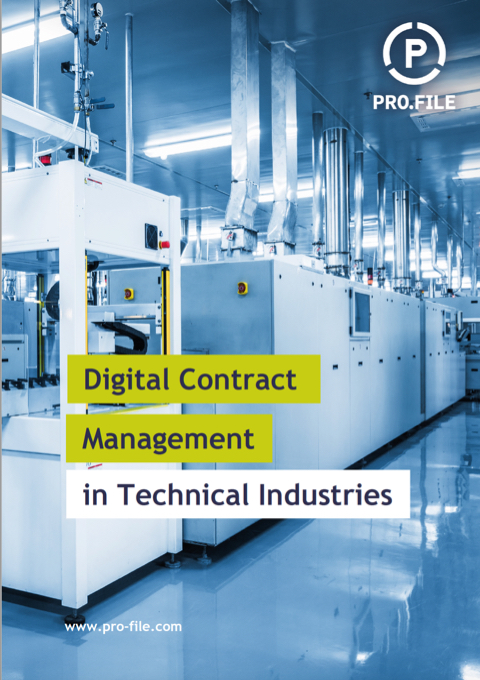 Digital Contract Management white paper