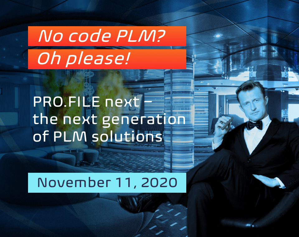 Code:n@xt: PROCAD to lift the veil on a new PLM generation