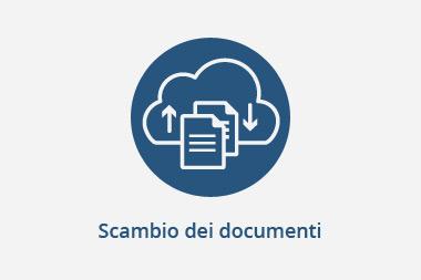 Scambio dei documenti