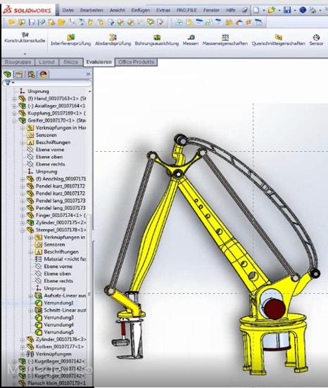 """PF-OTR9: """"Corso integrazione/configurazione CAD PRO.FILE: Dassault Solidworks"""""""